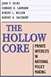 The Hollow Core: Private Interests in National Policy Making