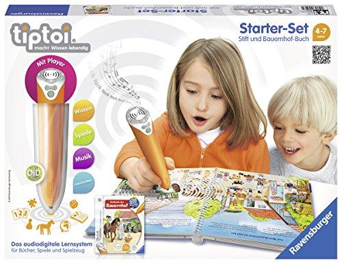 tiptoi Starter-Set Buch Bauernhof