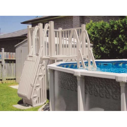Above ground swimming pool kit with deckswimming pool kit swimming pool kits for all swimpools for Above ground swimming pool kits