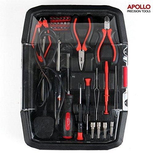 apollo-35-piece-25w-soldering-iron-computer-kit-with-electronics-hand-tool-assortment-mini-pliers-bi