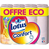 Lotus - Confort - Papel higiénico - 24 rodillos