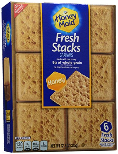 Honey Maid Fresh Stacks Graham Crackers - 12.20 Ounces