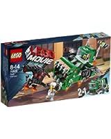 Lego Movie - 70805 - Jeu De Construction - Le Camion Poubelle