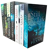 Louise Penny Louise Penny A Chief Inspector Gamache Mystery 7 Books Collection Pack Set RRP £55.93 (Bury Your Dead. by Louise Penny, Still Life, Dead Cold, A Trick Of The Light, The Cruellest Month, The Murder Stone, The Brutal Telling)