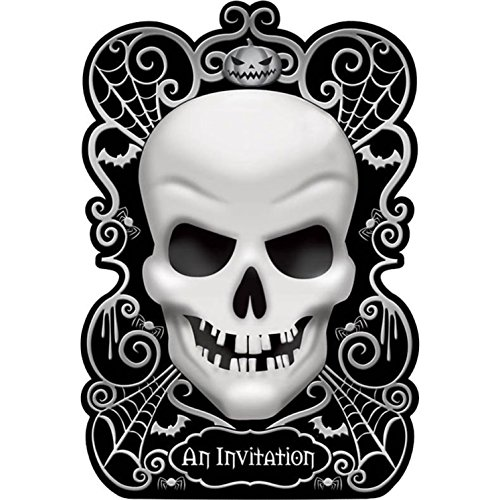 Fright Night Value Pack Invitations (20 Count)