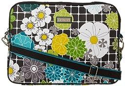 Hadaki 15.4-Inch HDK866 Laptop Sleeve,O Floral,One Size