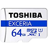 microSDXC 64GB Toshiba 東芝 UHS-I 超高速48MB/s エコパッケージ [並行輸入品]