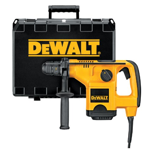 DEWALT D25404K 1-1/8-Inch VS SDS Rotary Hammer with Chipping Function and Kit Box