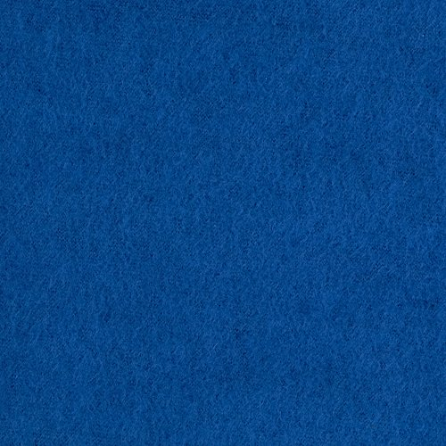 Warm Winter Fleece Solid Denim Blue Fabric By The Yard (Blue Fleece Fabric compare prices)