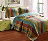 Greenland Home Katy King 3-Piece Bedspread Set