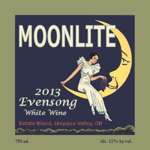 2013 Moonlite Evensong White Blend 750 Ml