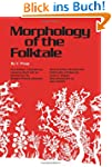 Morphology of the Folktale: Second Ed...