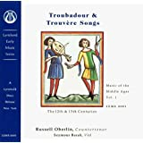 Troubadour and Trouvere Songs