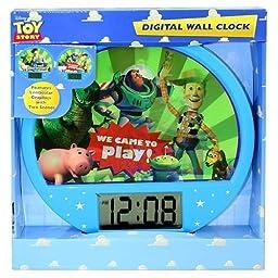 Toy Story (Buzz-Woody) Digital Lenticular Wall Clock