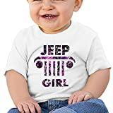 Poursoi Baby Jeep Girl T-Shirt