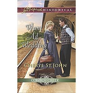 Want Ad Wedding by Sheryl St. John