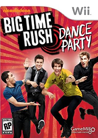 Big Time Rush Wii
