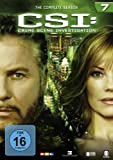 CSI: Crime Scene Investigation - Die komplette Season 7 - William Petersen, Marg Helgenberger, Robert David Hall