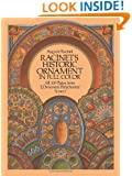 Racinet's Historic Ornament in Full Color (Dover Fine Art, History of Art)