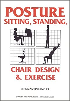 Posture sitting standing chair design and exercise el for Chair design exercise