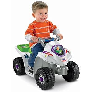 Fisher-Price Power Wheels Disney/Pixar Toy Story 3 Lil' Quad