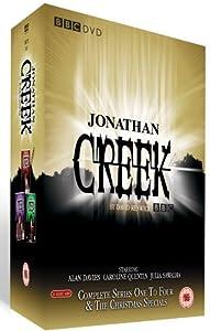 Jonathan Creek - Complete Series 1-4 & The Christmas Specials Boxset [DVD] [1997]