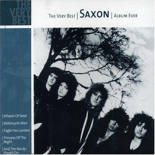 Very Best Album Ever by Saxon (2002-06-10)