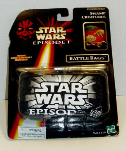 Battle Bags -Swamp Creatures Star Wars Episode I - 1