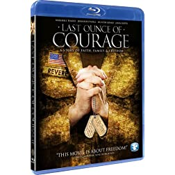 Last Ounce of Courage [Blu-ray]