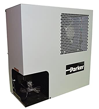 "Parker DRD10-115160-PF Starlette Plus Refrigerated Air Dryer, 115 Volts/1 Phase/60 Hz, 10 cfm, 1/2"" NPTF"