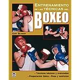 Entrenamiento de las técnicas del boxeo