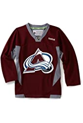NHL Colorado Avalanche Team Color Practice Jersey - R58Z9Aqq Youth