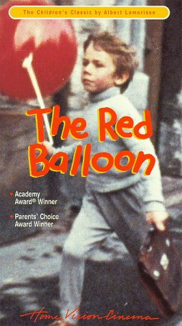 The Red Balloon [VHS]