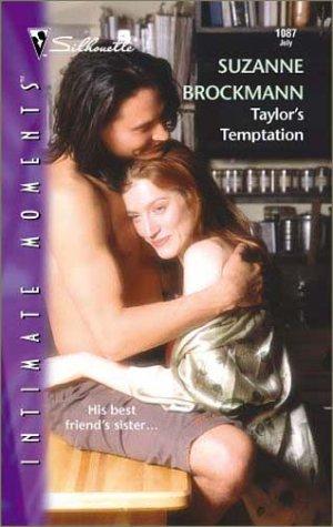 Taylor's Temptation (Tall, Dark & Dangerous, Book 10)