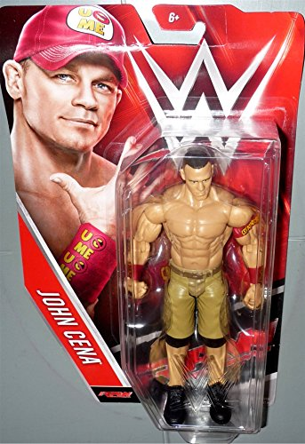 WWE Signature Series -  John Cena - 1