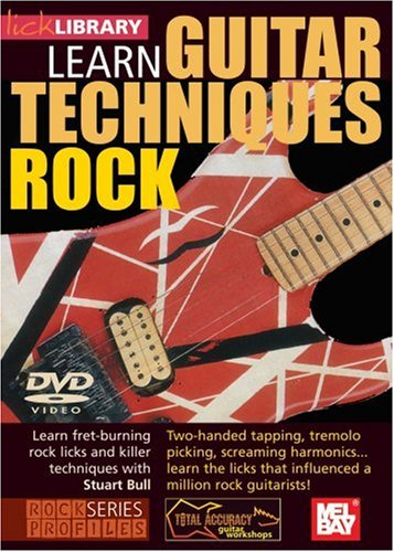 Van Halen Guitar Techniques [DVD] [Region 1] [NTSC]