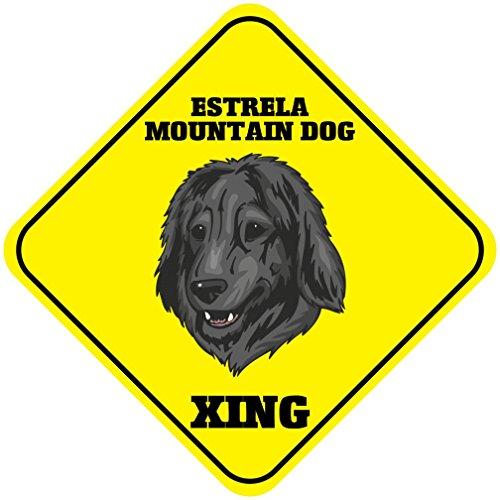estrela-mountain-dog-xing-crossing-funny-metal-aluminum-novelty-sign