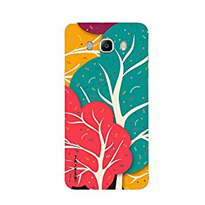 iSweven printed samj7_3191 Happy forest by danny Design Multicolored Matte finish Back case cover for Samsung Galaxy J7 (2016 Edition)