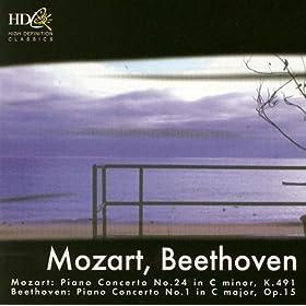 Piano Concerto No. 24 In C minor, K. 491: I Allegro