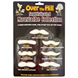 Over The Hill Moustache Set