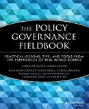 img - for The Policy Governance Fieldbook book / textbook / text book