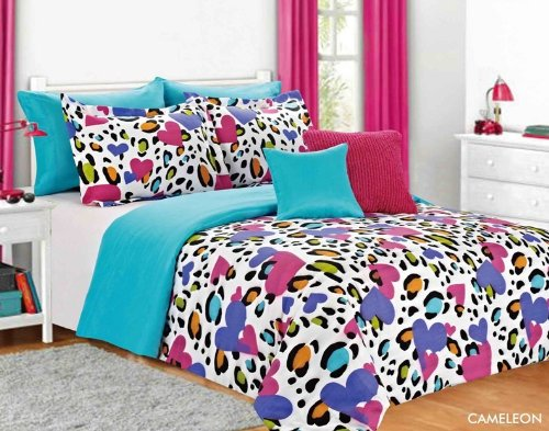 Jackie Kendall Kollection 8 Piece Queen Bedding Set