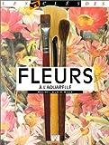 echange, troc Rachel Wolf, Albert Greg - Les Clés des fleurs à l'aquarelle