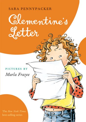 Clementine's Letter, SARA PENNYPACKER