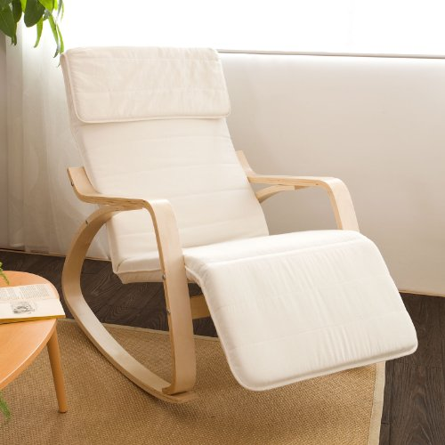 Sobuy comfortable relax an affordable rocking chair best - Rocking chair comfortable ...