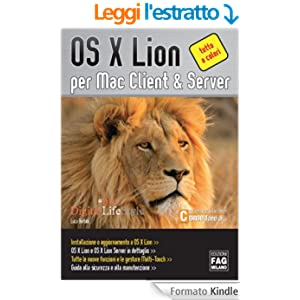 OS X Lion per Mac Client & Server