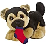 "Aurora World World Miyoni Tots 9"" Plush, German Shepherd With Sock By Aurora World"