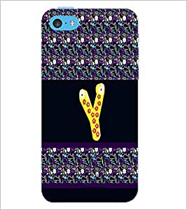 PrintDhaba GRANDbet Y D-3406 Back Case Cover for APPLE IPHONE 5C (Multi-Coloured)