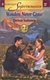 img - for Wonders Never Cease: Count on a Cop (Harlequin Superromance No. 1061) book / textbook / text book