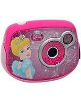 """Lexibook DJ024DP Disney Princess Appareil photo numérique 1,3 mégapixels, écran 3,6 cm (1,4""""), mémoire interne 8 Mo (Rose, motif princesse) (Import Allemagne)"""